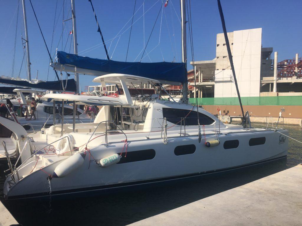Cancun Adventures Catamaran